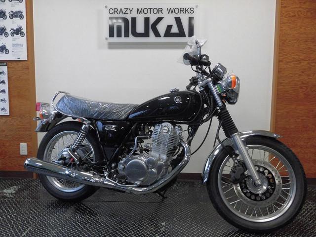 ヤマハ SR400の画像(奈良県