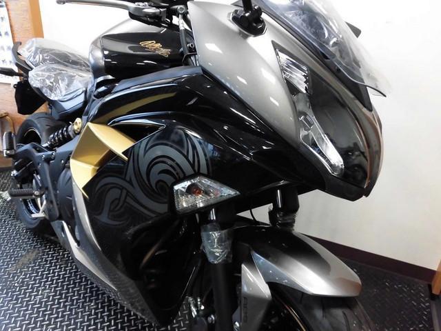 カワサキ Ninja 400の画像(奈良県