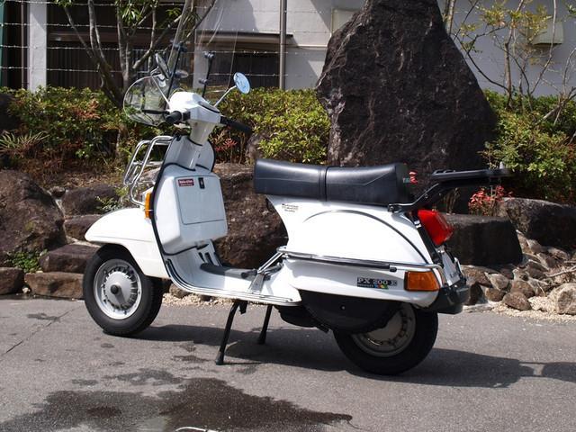 VESPA PX200Eの画像(奈良県