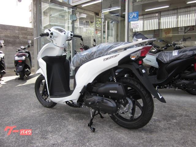 ホンダ Dio110・国内正規モデル新車の画像(大阪府