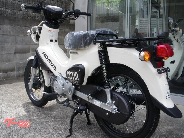 ホンダ クロスカブ110・2020モデル新車の画像(大阪府
