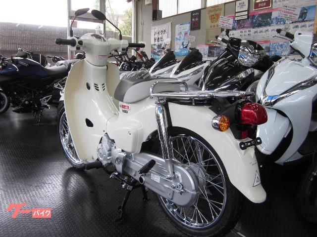 ホンダ スーパーカブ110国産モデル新車の画像(大阪府
