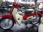 ホンダ スーパーカブ110・60周年モデル限定車の画像(大阪府