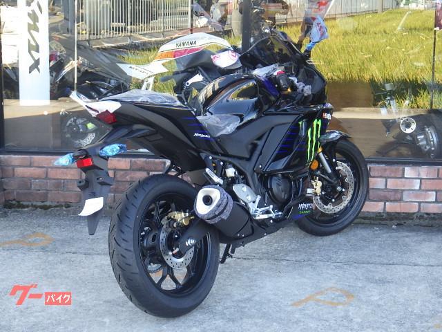 ヤマハ YZF-R3 Monster Energy Yamaha MotoGP Editの画像(大阪府