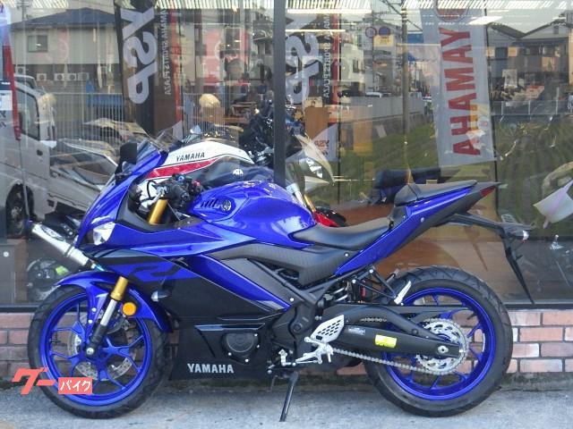 ヤマハ YZF-R25 ABS グーバイク鑑定付の画像(大阪府