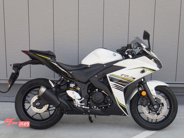 YZF−R3 ETC グーバイク鑑定付