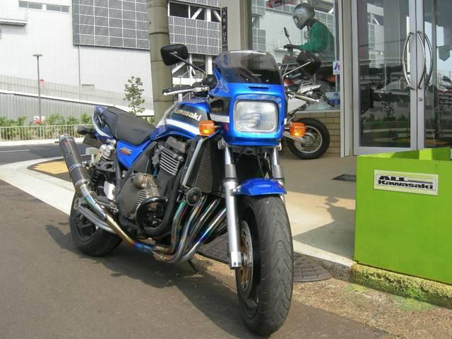 カワサキ ZRX1200Rの画像(大阪府