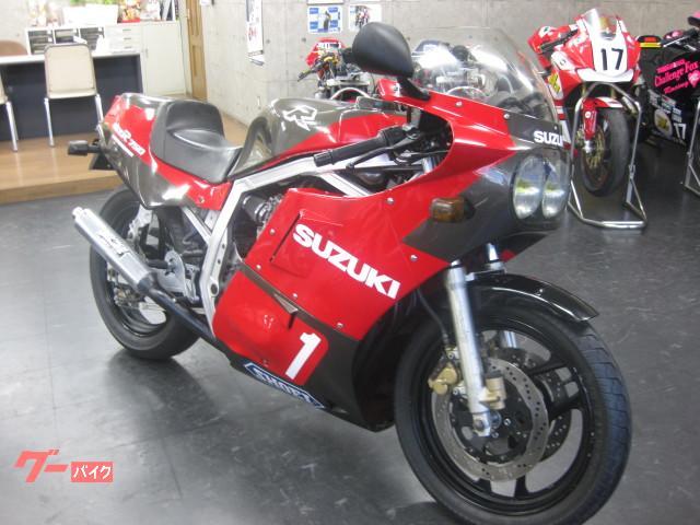 スズキ GSX-R750 GR71F  外装Rヨシムラ仕様 86yの画像(大阪府