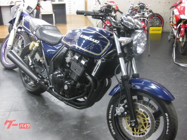 カワサキ ZRX400 Z1000MK2紺カラーの画像(大阪府