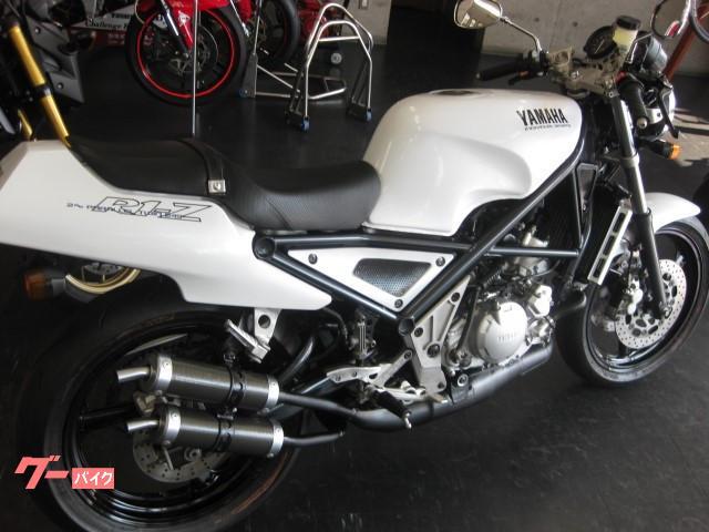 ヤマハ R1-Z 最終型 92y ホワイトの画像(大阪府