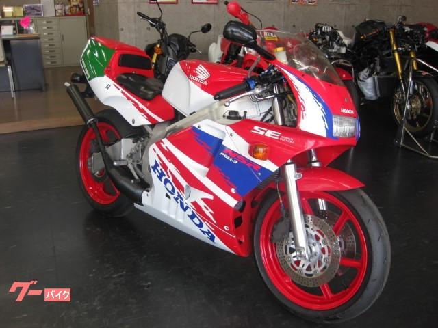 ホンダ NSR250R SE OXレーシングチャンバー 93y 赤白の画像(大阪府