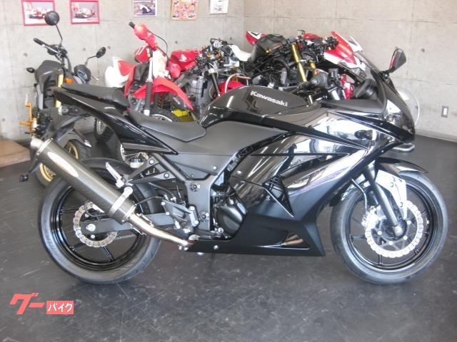 Ninja 250R ブラック 2011y EX250K
