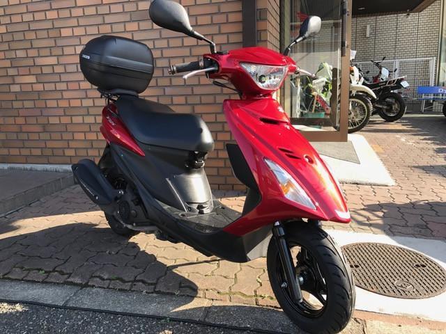スズキ アドレスV125SSの画像(大阪府