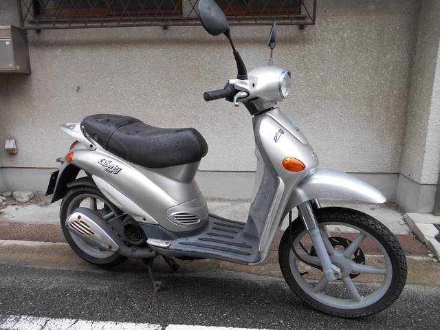 PIAGGIO リバティー125の画像(兵庫県