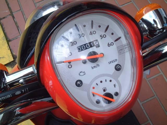 ホンダ クレアスクーピー 限定発売型 燃料噴射FI式Eg搭載モデル 新車の画像(大阪府