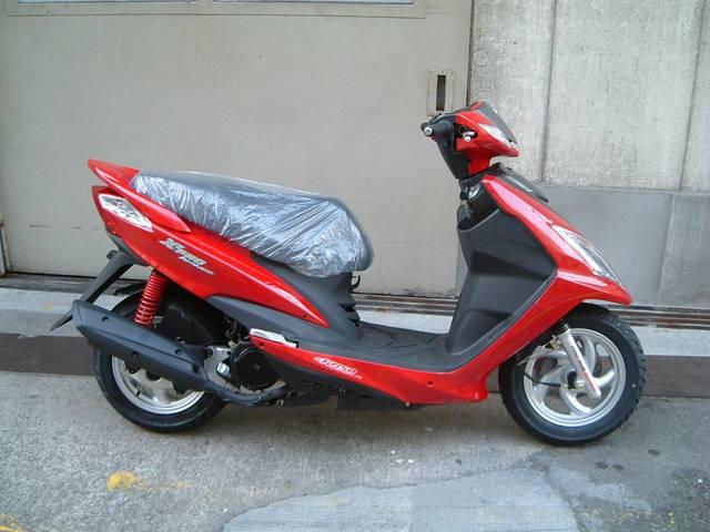 X'PRO ファイター150 限定発売色仕様 日本正規仕様モデル