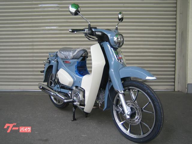 ホンダ スーパーカブC125 SMART Keyシステム 日本正規仕様 最新年型モデルの画像(大阪府