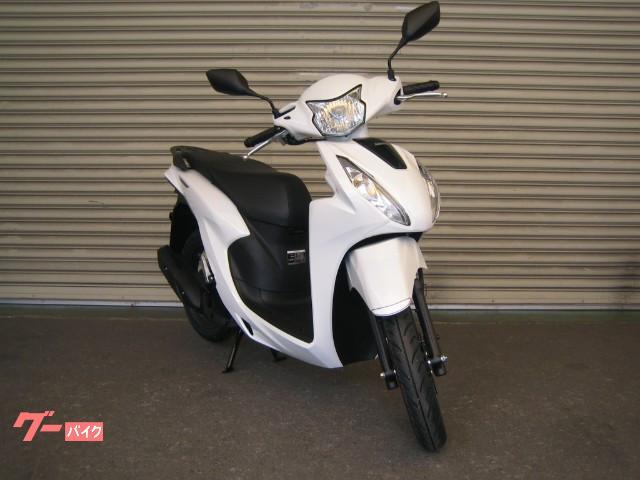 ホンダ Dio110 国内正規2021年モデル・スマートキー装備車の画像(大阪府