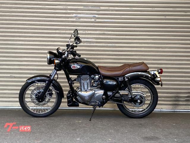 カワサキ W250 エストレヤ海外仕様・国内生産逆輸入モデルの画像(大阪府