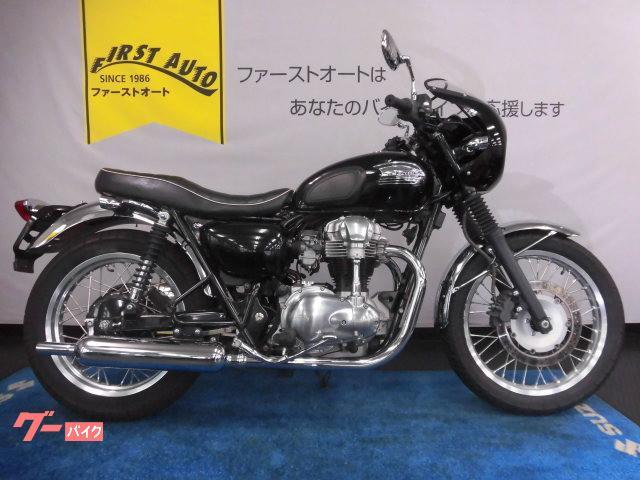 カワサキ W400 ビキニカウルの画像(京都府