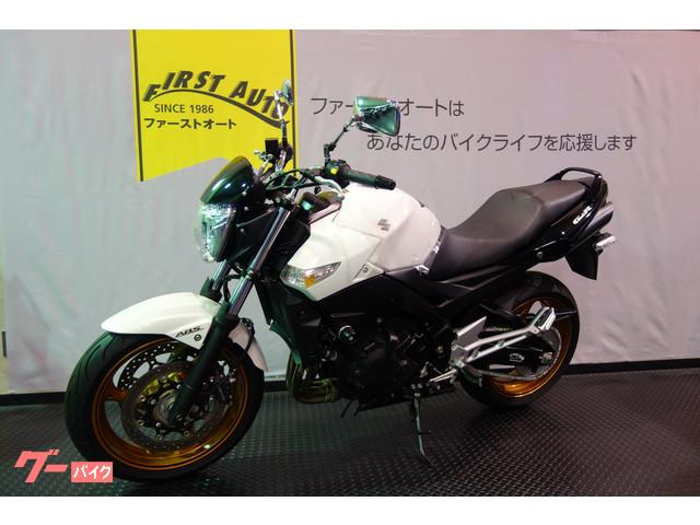 スズキ GSR400 後期モデル HIDヘッドライト スライダーの画像(大阪府