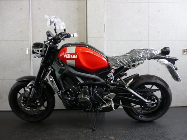 ヤマハ XSR900 ABSの画像(大阪府