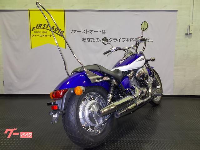 ホンダ シャドウ400カスタム シーシーバーの画像(大阪府