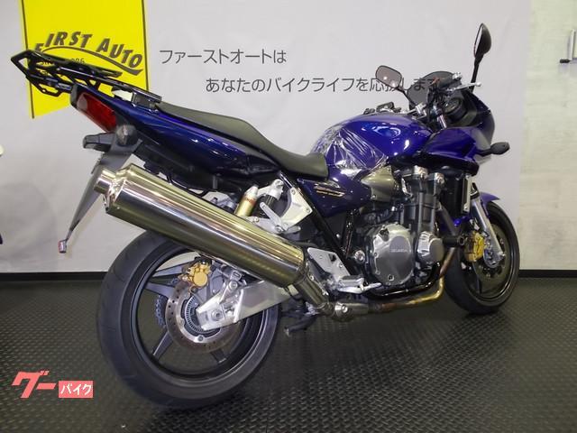 ホンダ CB1300Super ボルドール リヤキャリア スライダーの画像(大阪府