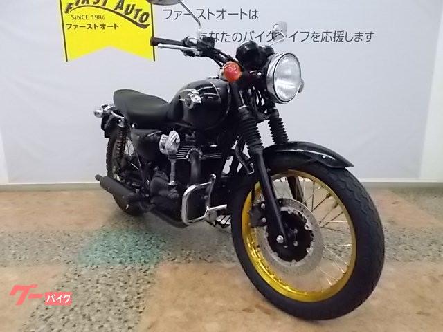 カワサキ W800 スペシャルエディションの画像(大阪府