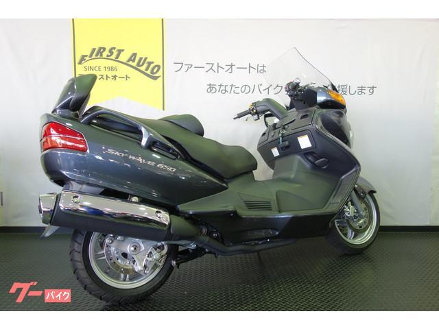 スズキ スカイウェイブ650LXの画像(大阪府