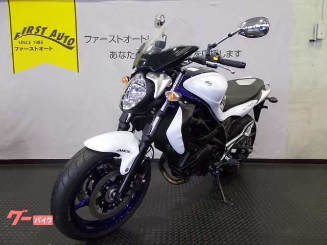 スズキ グラディウス400  ABS アラームの画像(大阪府