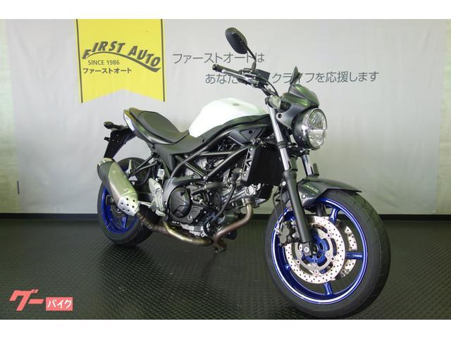 スズキ SV650 ABSの画像(大阪府