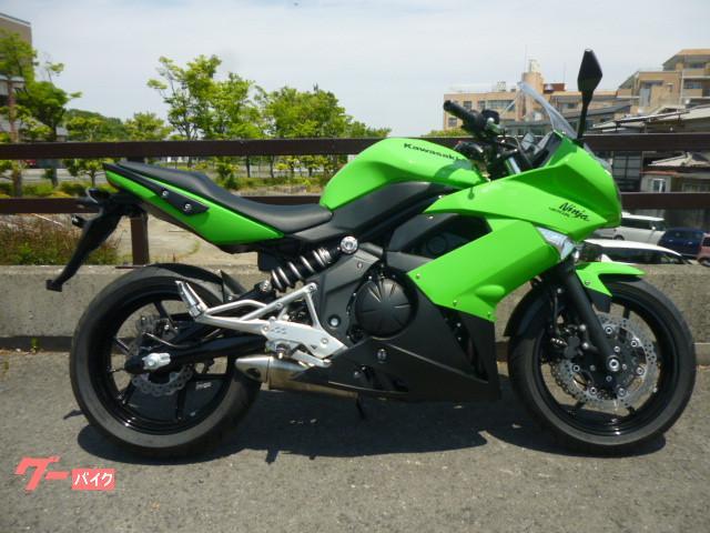カワサキ Ninja 400R ETCの画像(大阪府