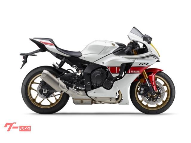YZF−R1 WGP60thアニバーサリー 2022年モデル