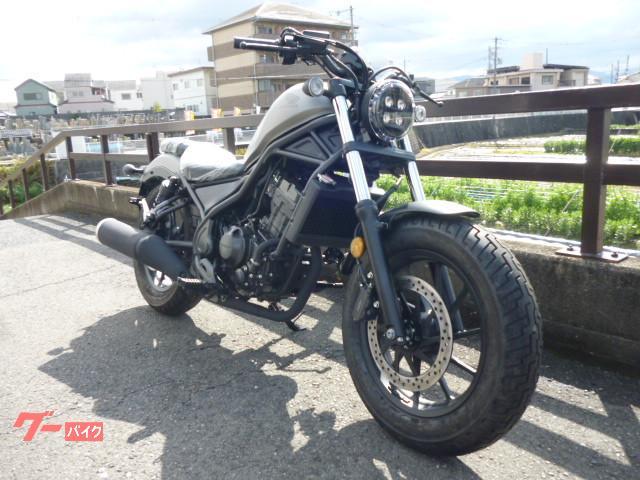 ホンダ レブル250 ABS 2020年モデルの画像(大阪府