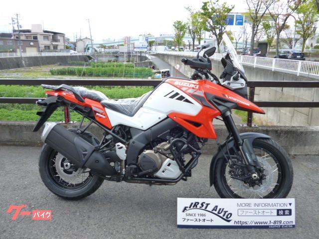 V−ストローム1050XT 2020年モデル