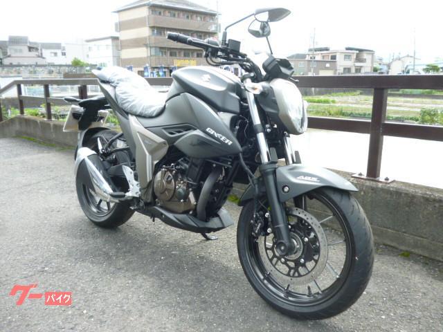 スズキ GIXXER 250 ABS 2020年モデルの画像(大阪府