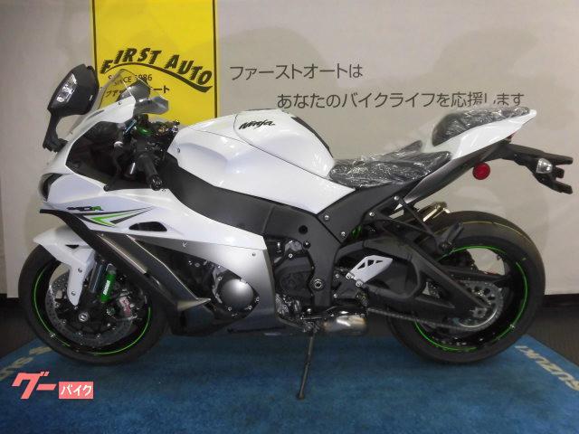カワサキ Ninja ZX-10R ヨーロッパ仕様 200PSの画像(京都府