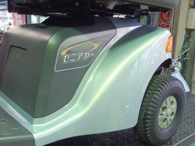 スズキ セニアカー スズキ製 型式ET4Dの画像(兵庫県