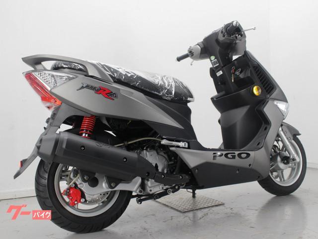 PGO TIGRA125の画像(兵庫県