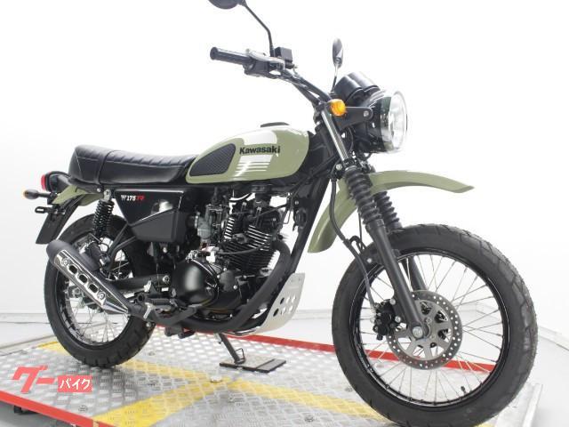 カワサキ W175 TR SE 国内未発売モデルの画像(兵庫県