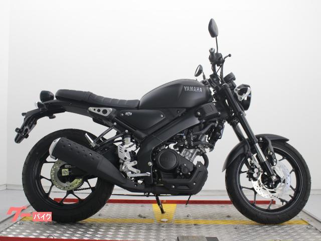 XSR155 タイYAMAHA 日本未発売モデル ブラック