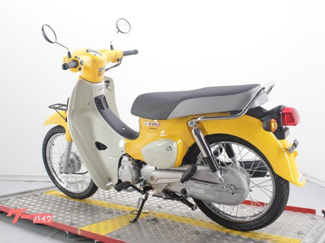 ホンダ スーパーカブ110 タイカブ ロングシートタイプの画像(兵庫県