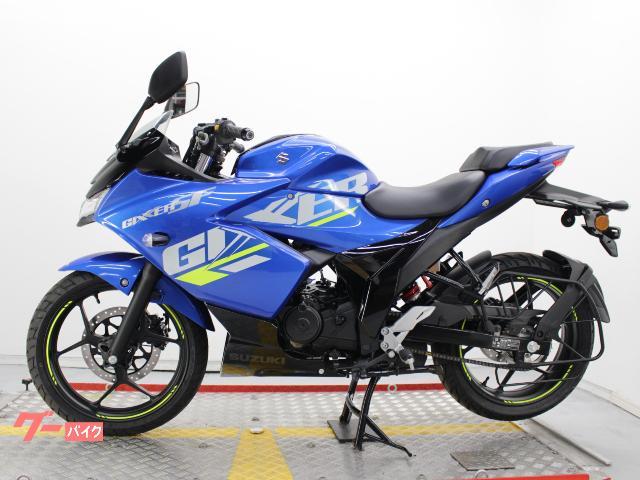 スズキ GIXXER SF 150 ABS インドSUZUKI 2021MOTOGPカラーの画像(兵庫県