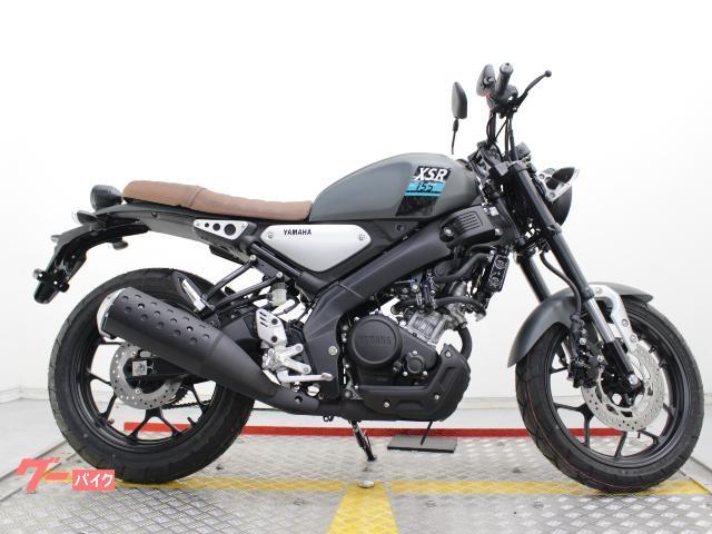 XSR155  日本未発売モデル 2021年マットグリーン