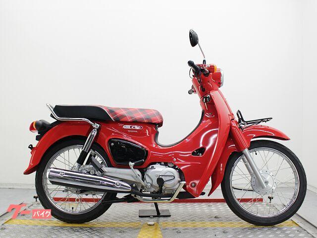 スーパーカブ110 モンキー 50周年記念限定車チェックシート アレンジ タイカブ
