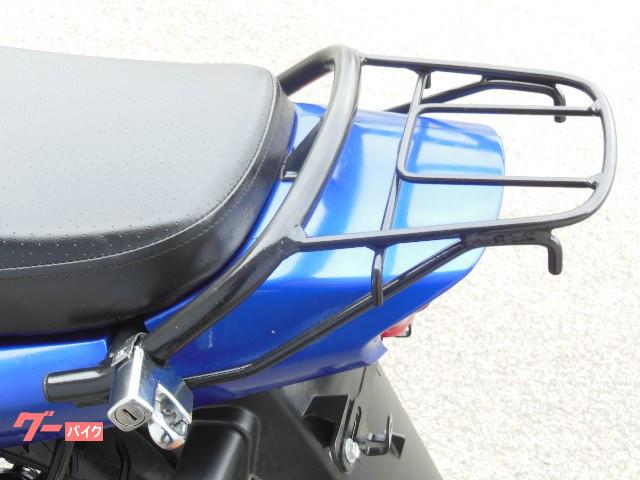 ヤマハ YBR125 ギヤポジションインジケーター付 ヘルメットホルダー付の画像(大阪府