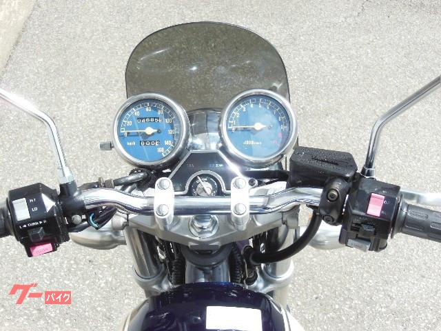 ヤマハ SRV250S    1996年  スモークスクリーン付  純正色の画像(大阪府
