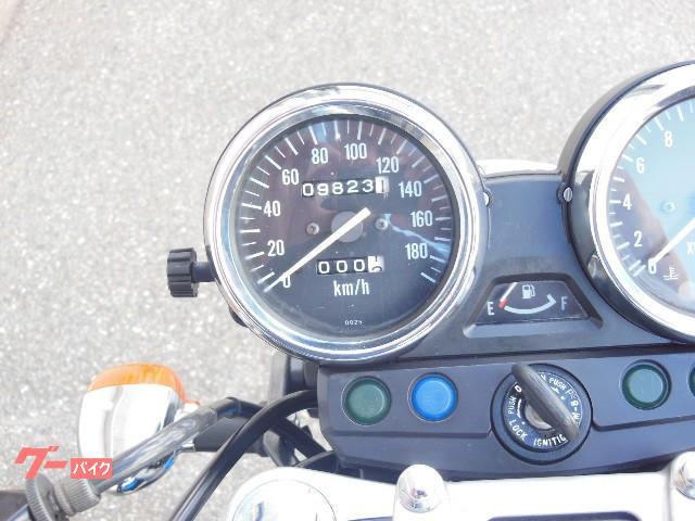 カワサキ BALIUS-II  2008年最終型 ブラックエンジン フルノーマルの画像(大阪府