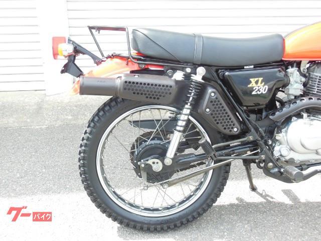 ホンダ XL230   エンジンガード付 Rキャリア付 2004年の画像(大阪府